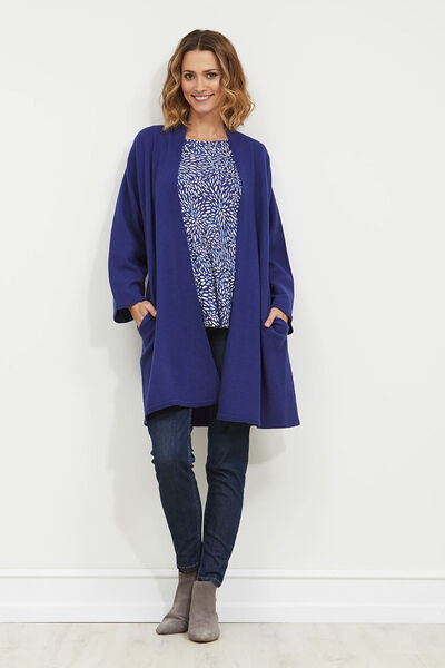 LAVENA CARDIGAN, MIDNIGHT, hi-res