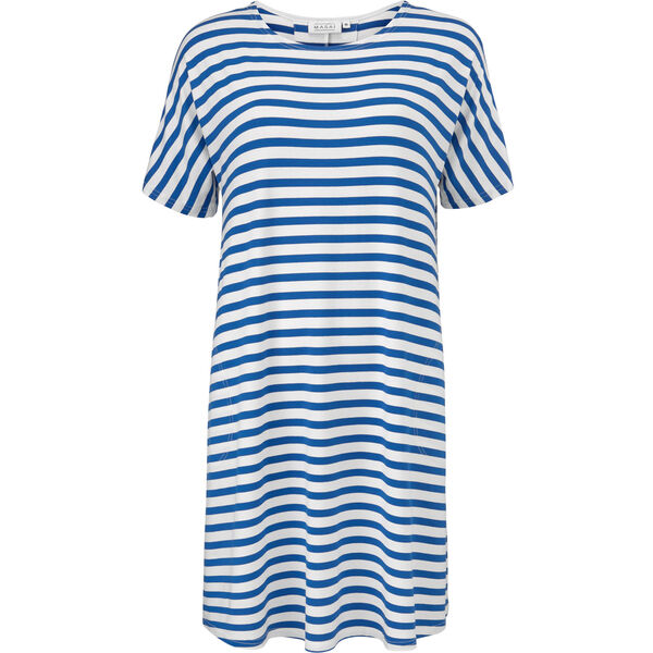 GERTIE TUNIC, GREEK BLUE, hi-res