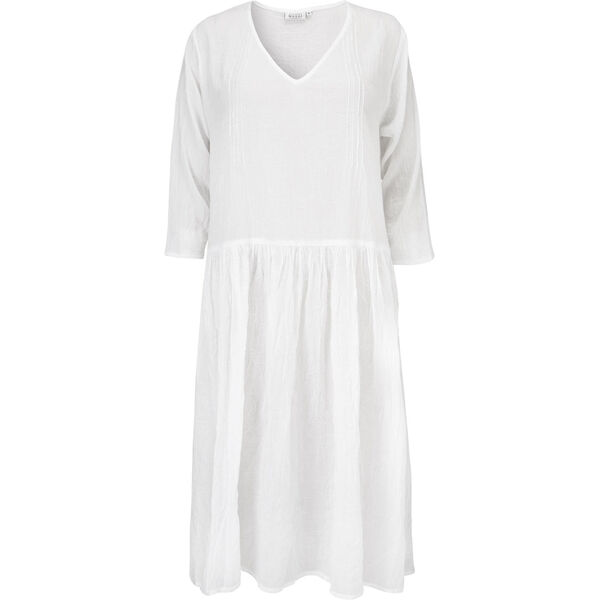 NEOMA DRESS, WHITE, hi-res