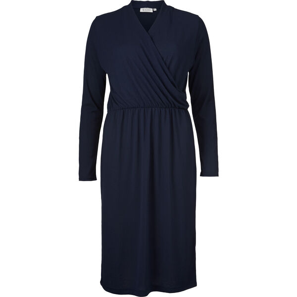 NIKITA DRESS, NAVY, hi-res