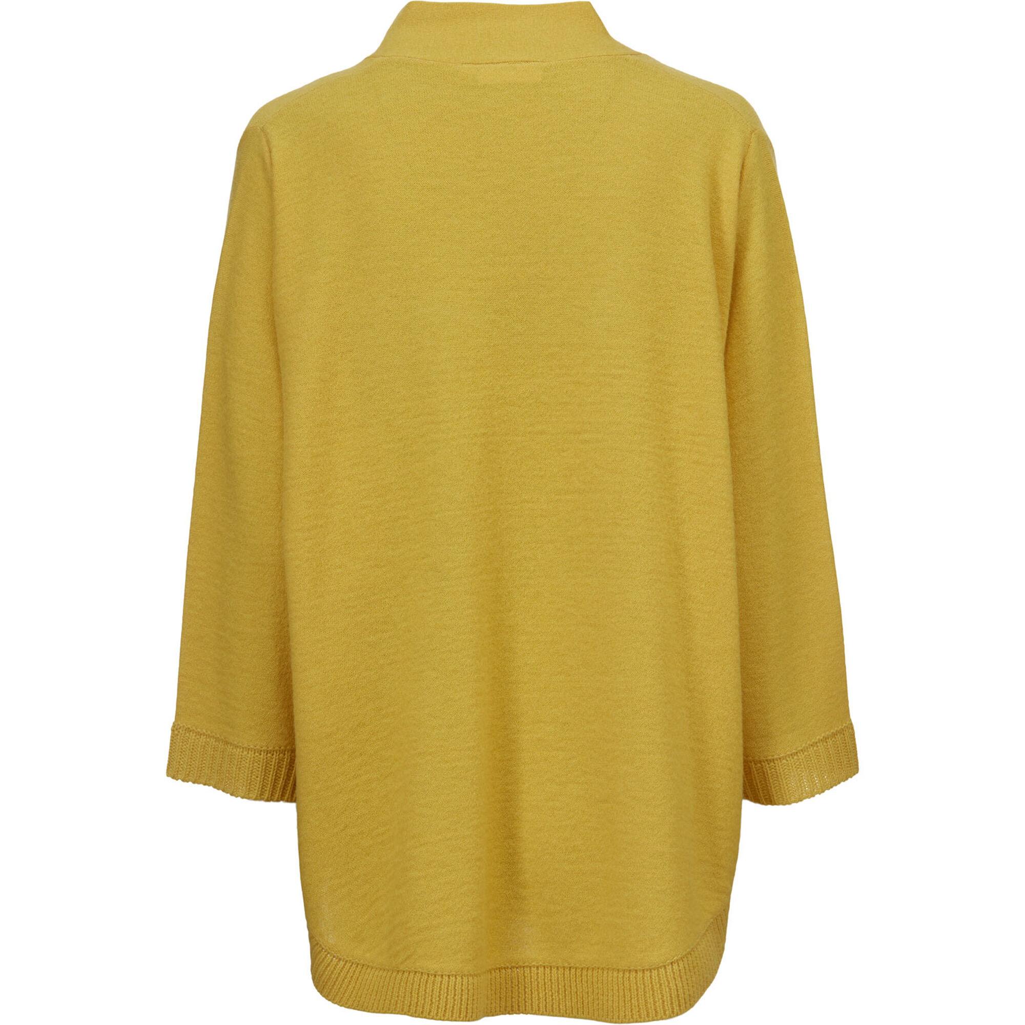 FAITHE TOP, Oil Yellow, hi-res