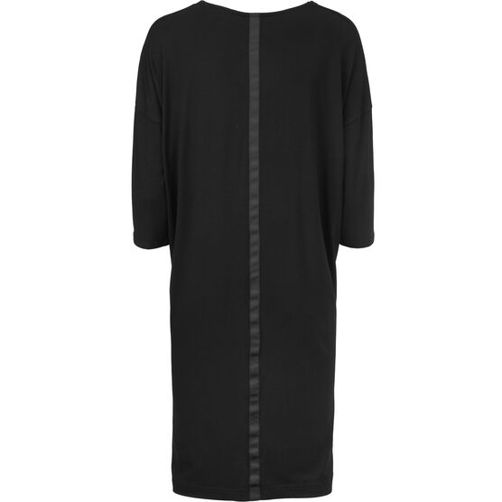 NEBINE DRESS, BLACK, hi-res