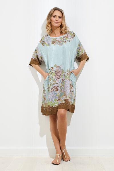 NATA DRESS, SEAPORT, hi-res