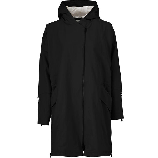 THYRANA COAT, Black, hi-res