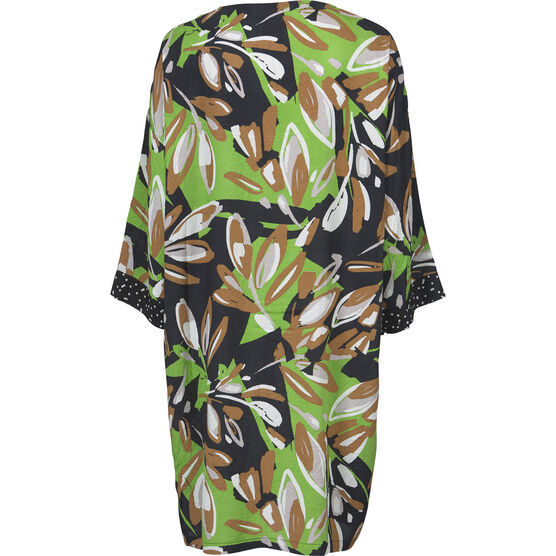 NABLA DRESS, Peridot, hi-res