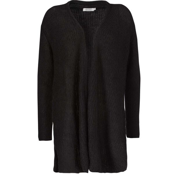 LESA CARDIGAN, BLACK, hi-res