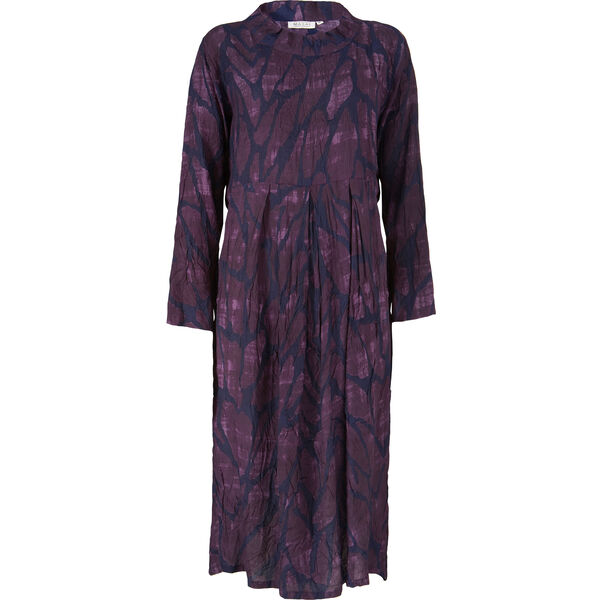 NOY DRESS, PLUM, hi-res