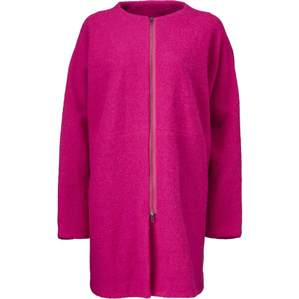TONIE COAT, PINK, hi-res