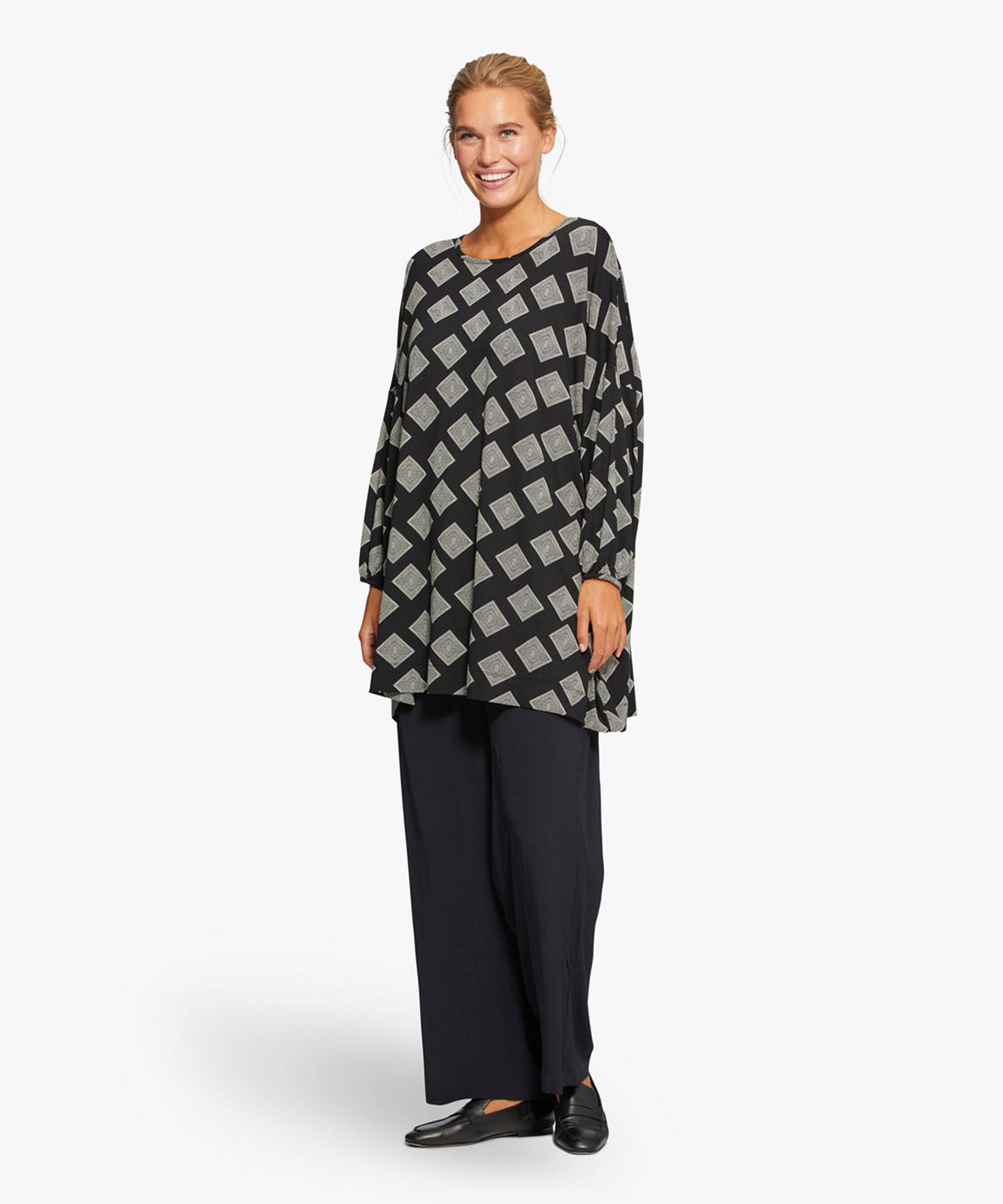 GOA TUNIC, Black, hi-res