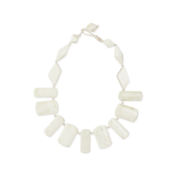 ROBERTA NECKLACE, Cream, hi-res