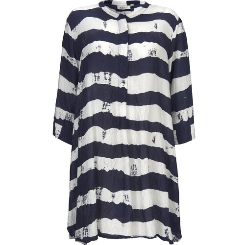 Gilberta tunic, NAVY, hi-res