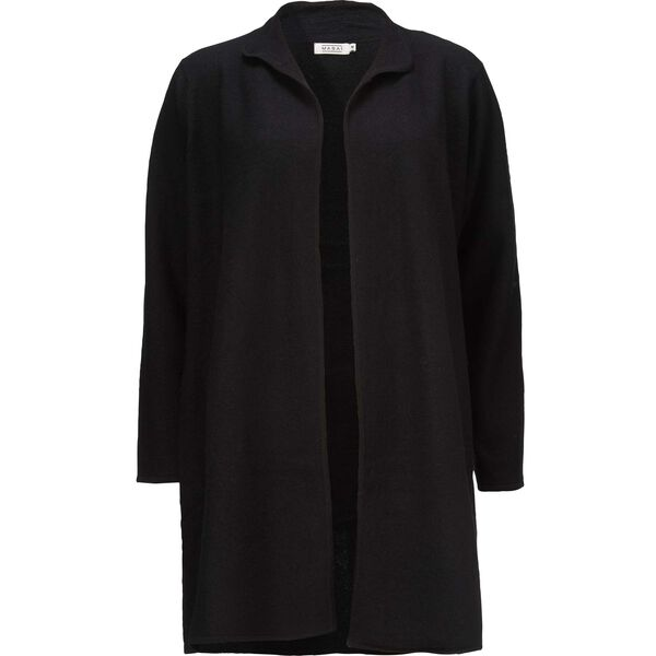 LOUISE CARDIGAN, BLACK, hi-res