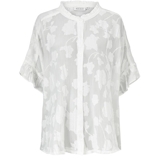 IOYA SHIRT, Cream, hi-res