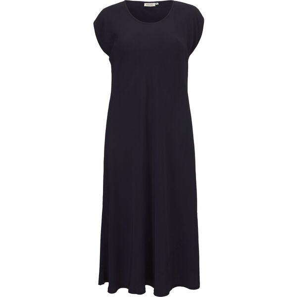 UNNI DRESS, NAVY, hi-res