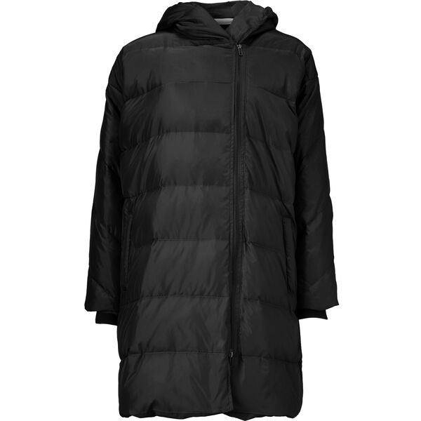 TUALA COAT, BLACK, hi-res