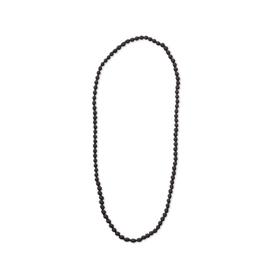 ADINAS NECKLACE, BLACK, hi-res