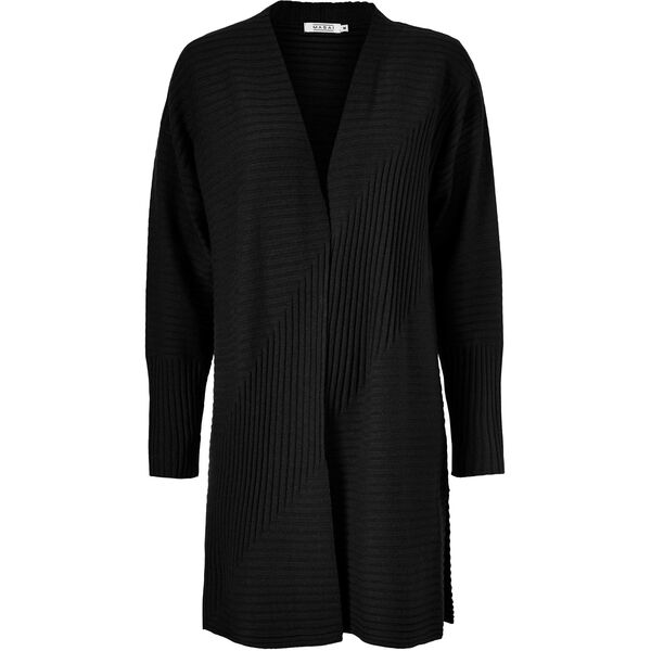 LORINNI CARDIGAN, BLACK, hi-res