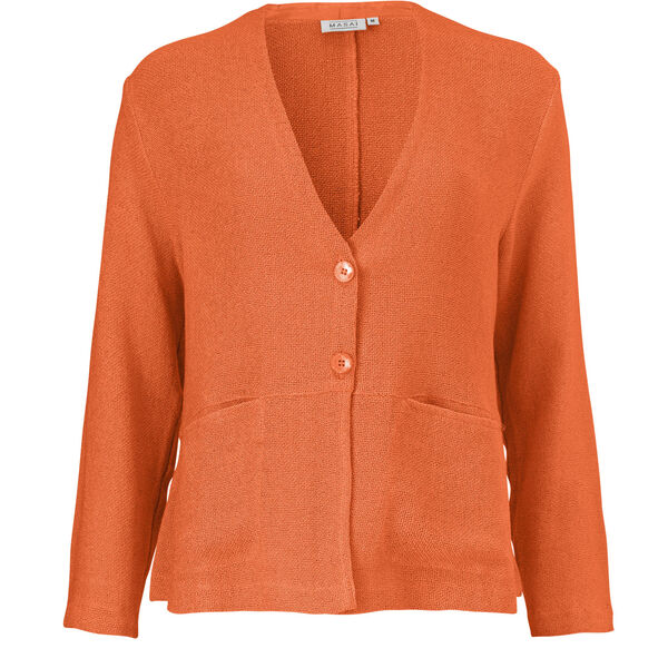 JACA JACKET, ORANGE, hi-res