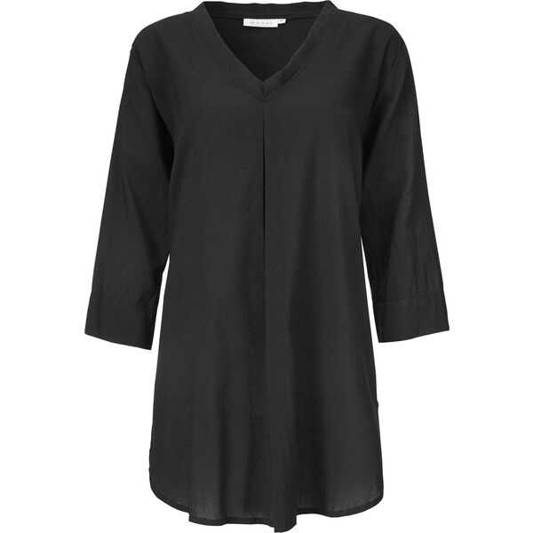 GRANSA TUNIC, BLACK, hi-res