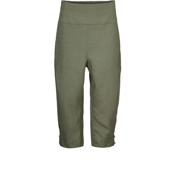 PEN TROUSERS, Olive, hi-res