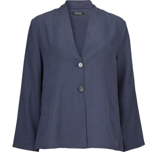 JOSEFA JACKET, DARK BLUE, hi-res