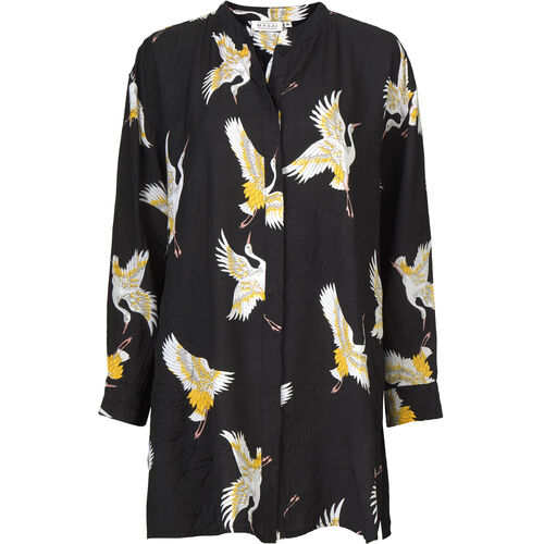 IDELTA BLOUSE, SUNFLOWER, hi-res