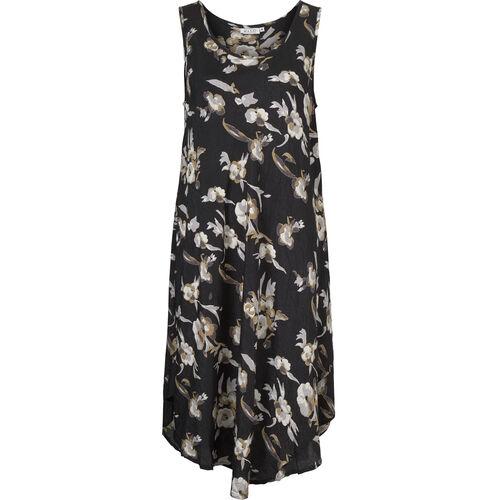 OCULLA DRESS, LIZARD, hi-res