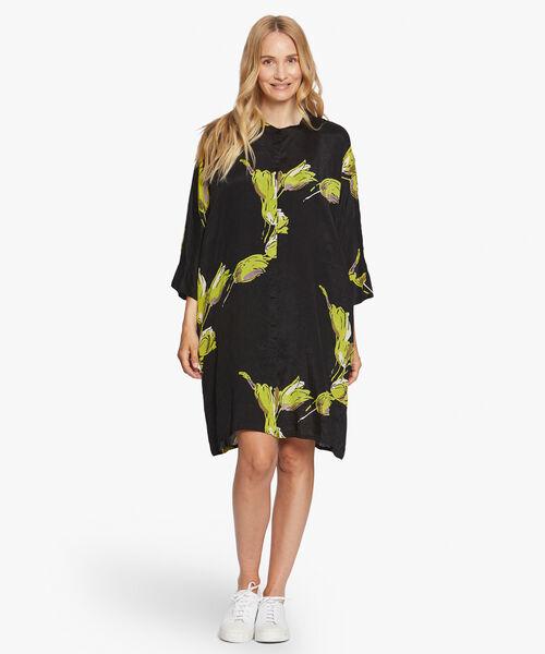 IOSETTA SHIRT DRESS, Lentil Sprout, hi-res