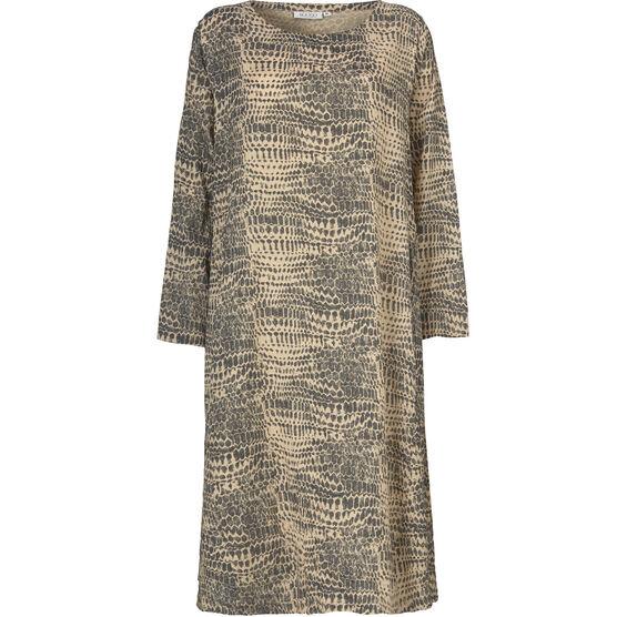 Nellie dress, VANILLA ORG, hi-res