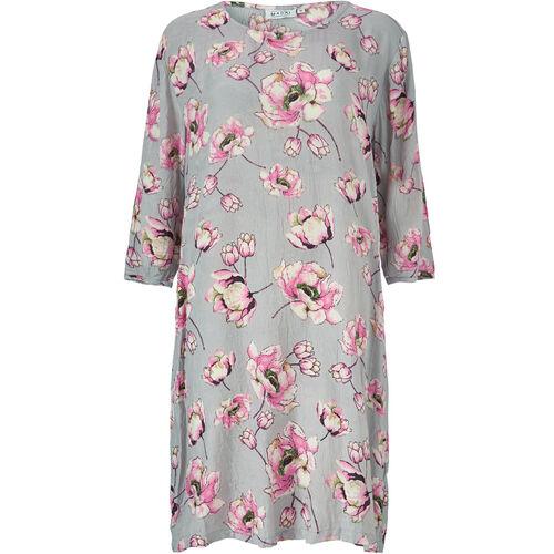 Nana dress, FLAMINGO, hi-res