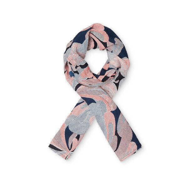 Along scarf, POPPY, hi-res