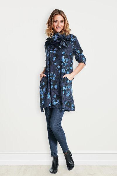 Gilda tunic, BLUEBELL, hi-res