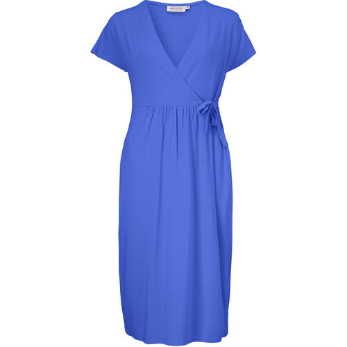 NEBANA DRESS, BLUE, hi-res