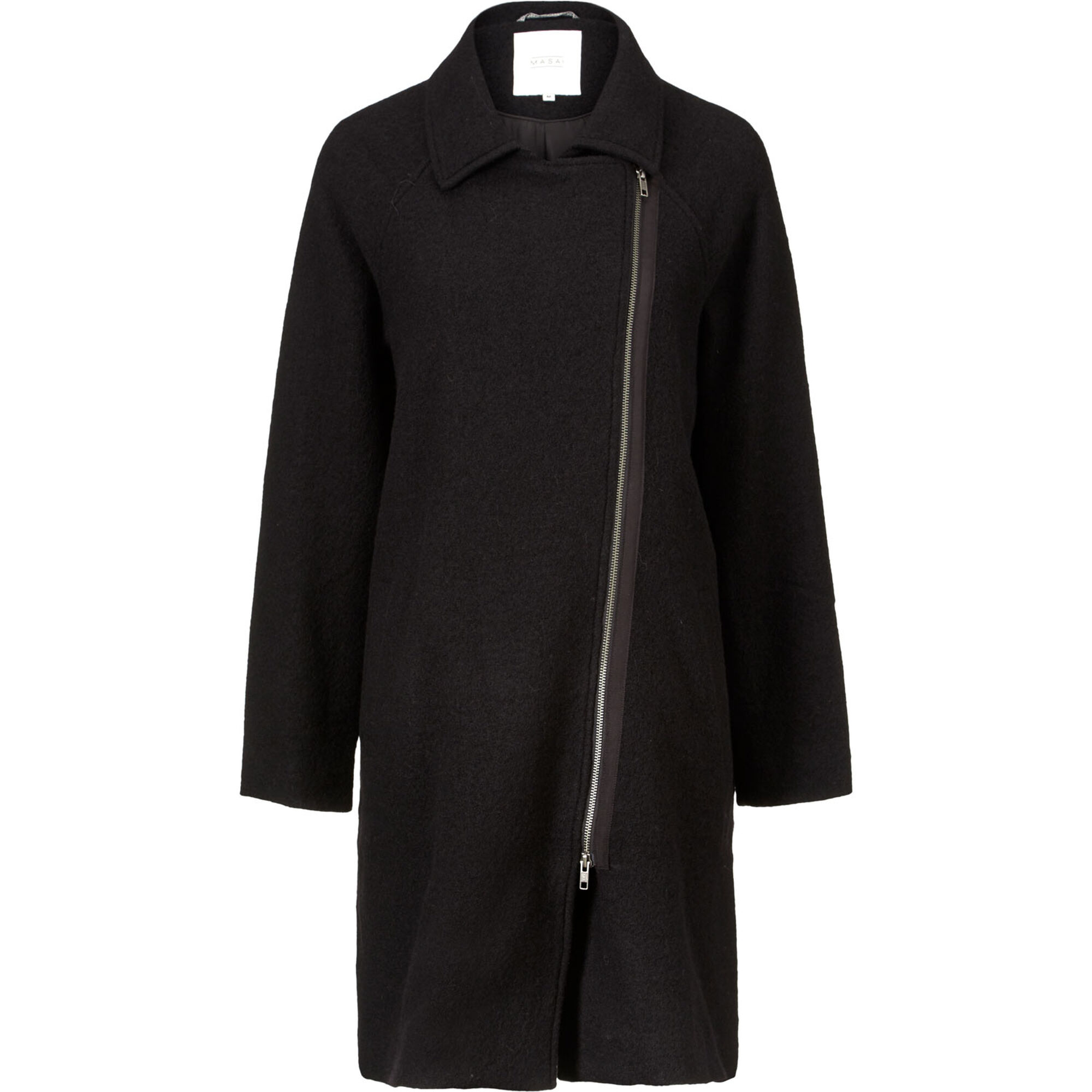 TAYLANA COAT, Black, hi-res