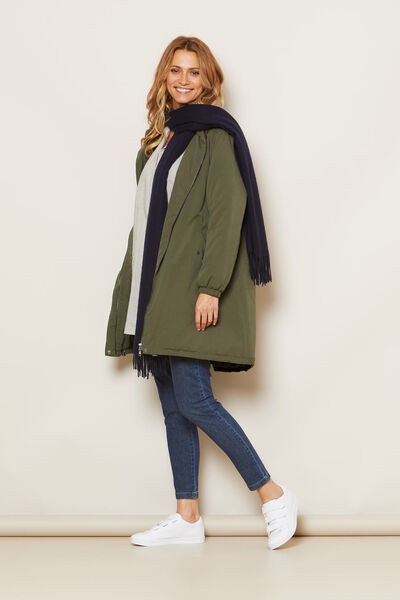 TOMASA COAT, SEA TURTLE, hi-res