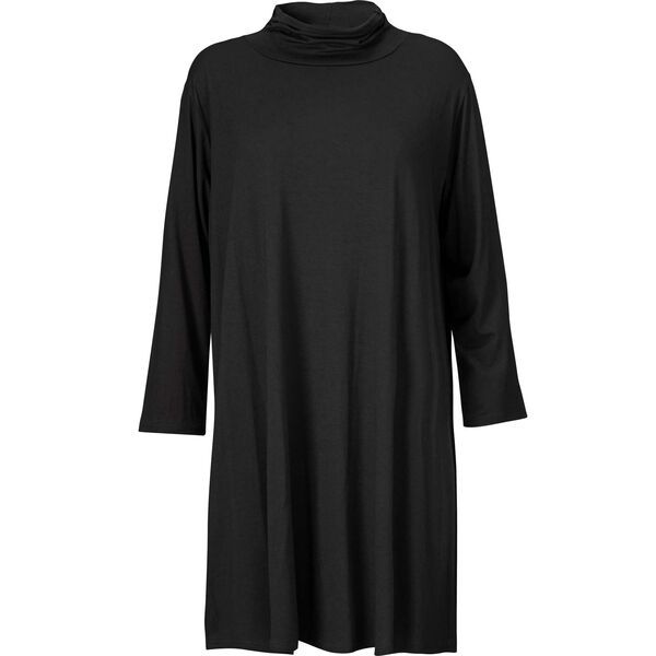 GRACILLA TUNIC, BLACK, hi-res