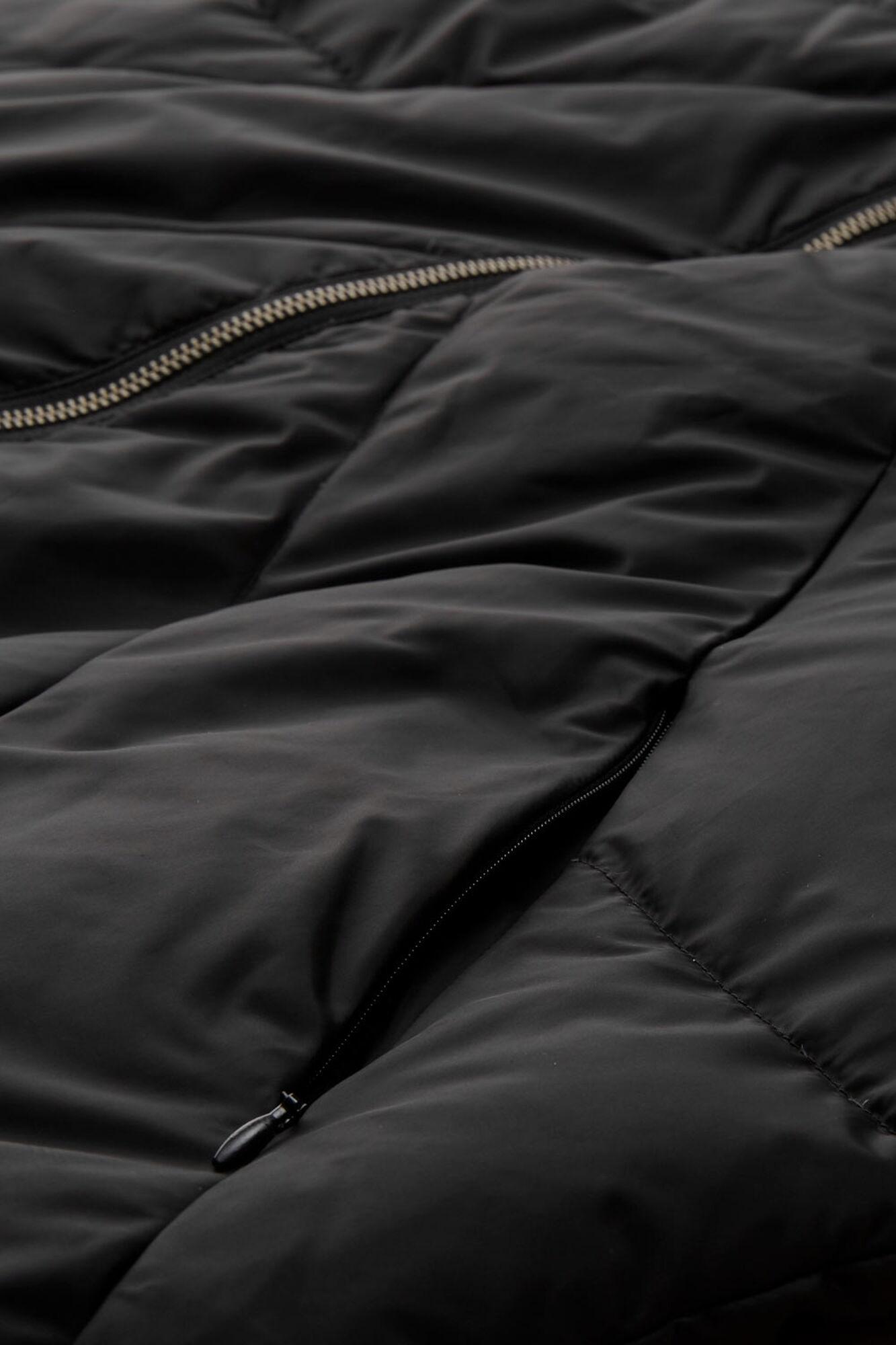 TIPPI COAT, Black, hi-res