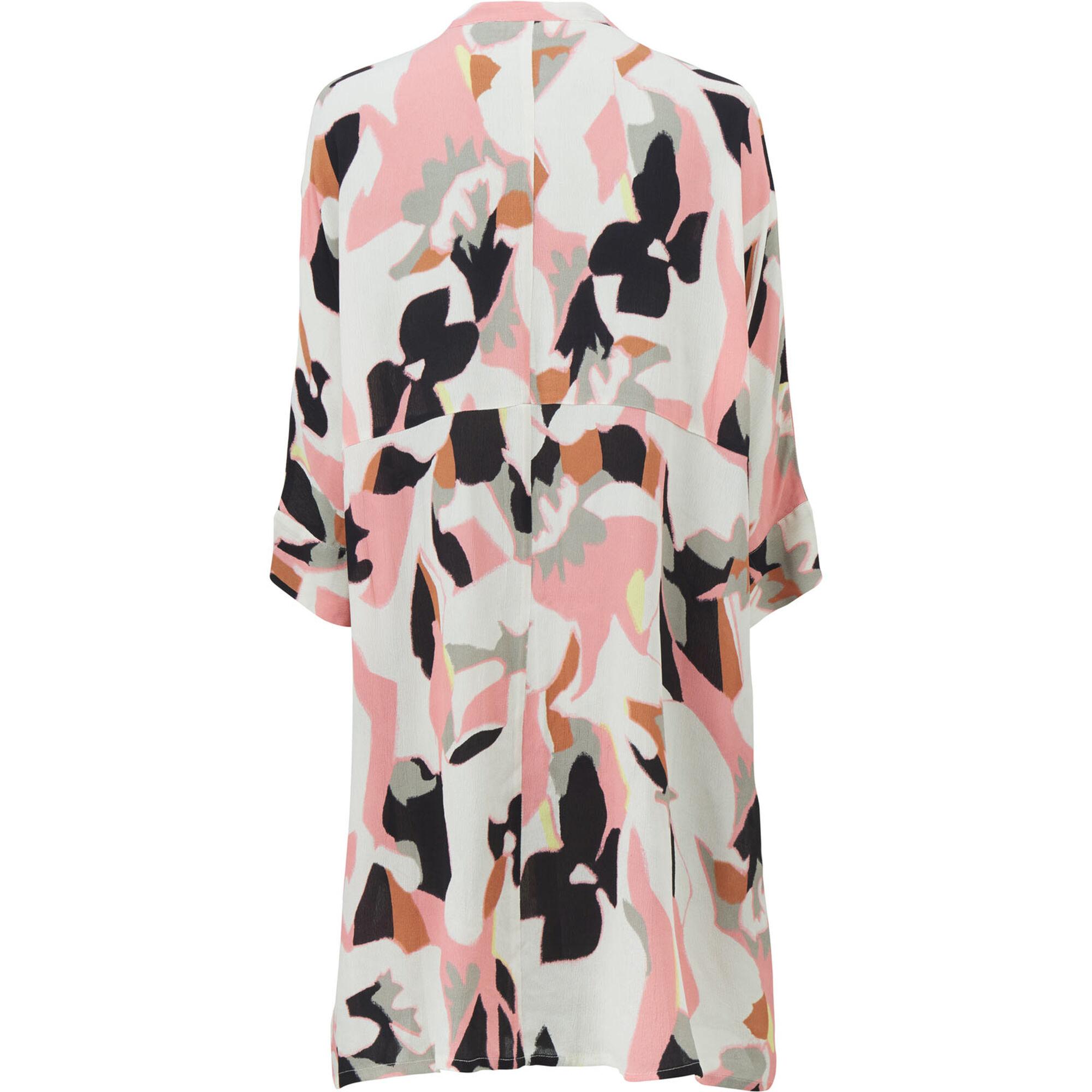 IOSETTA SHIRT DRESS, Peach Blossom, hi-res
