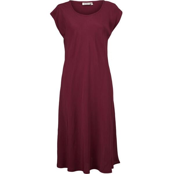 UNA DRESS, TAWNY PORT, hi-res