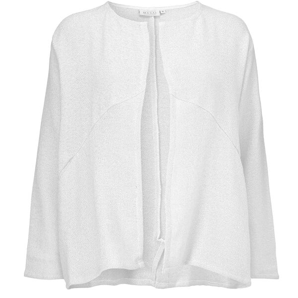 JETTE JACKET, WHITE, hi-res