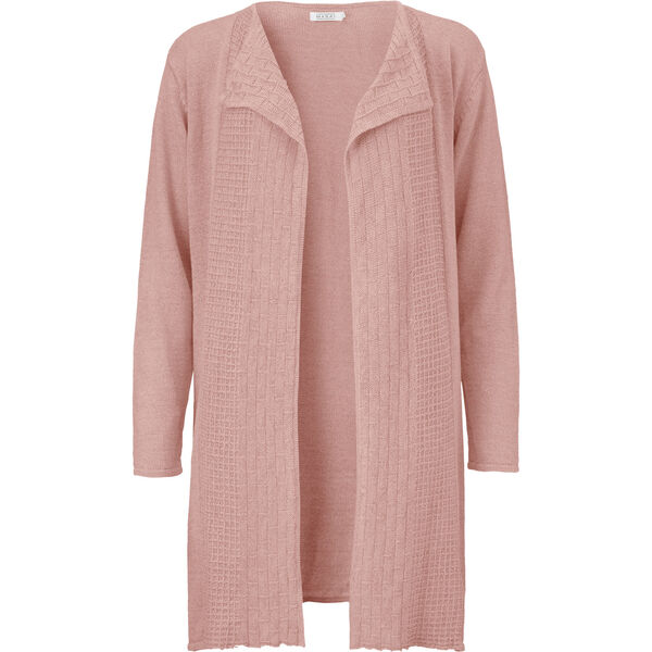 LARYSA CARDIGAN, ROSE TAN, hi-res