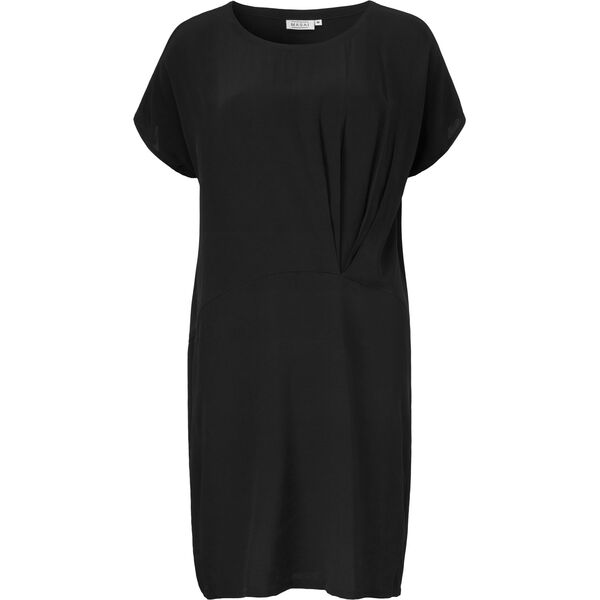 OMIA DRESS, BLACK, hi-res