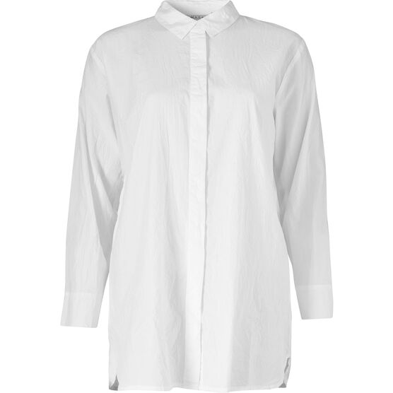 INDISSA BLOUSE, WHITE, hi-res