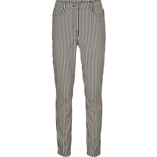 PENNY TROUSERS REGULAR, Black, hi-res