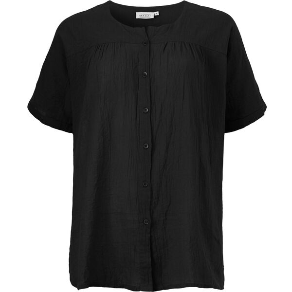 ILEEN BLOUSE, BLACK, hi-res