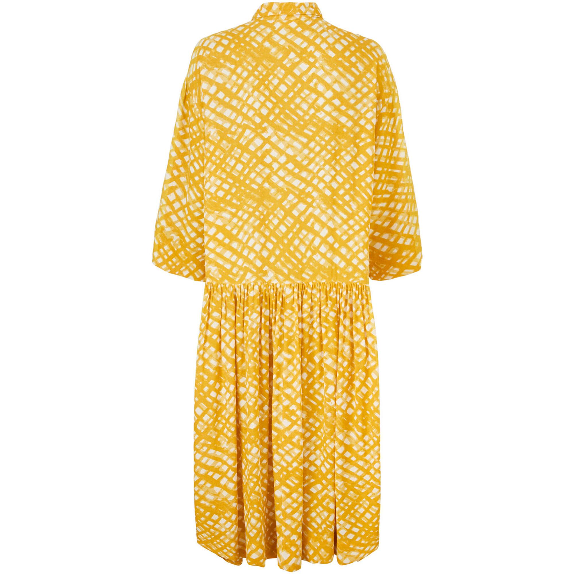 NANETTI DRESS, Sauterne, hi-res