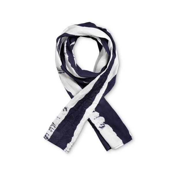 Along scarf, NAVY, hi-res
