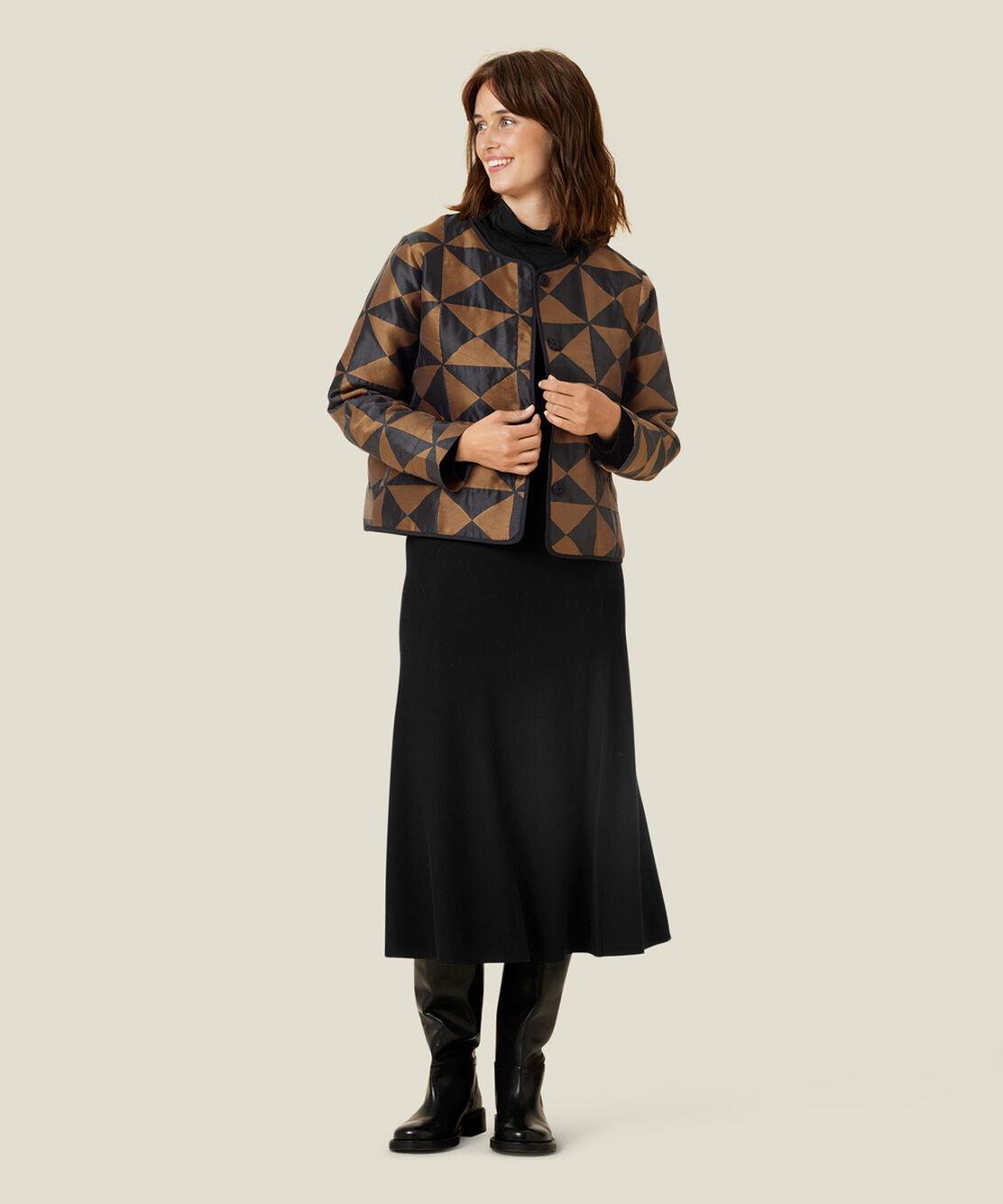 JOLEEN JACKET, Monk's Robe, hi-res