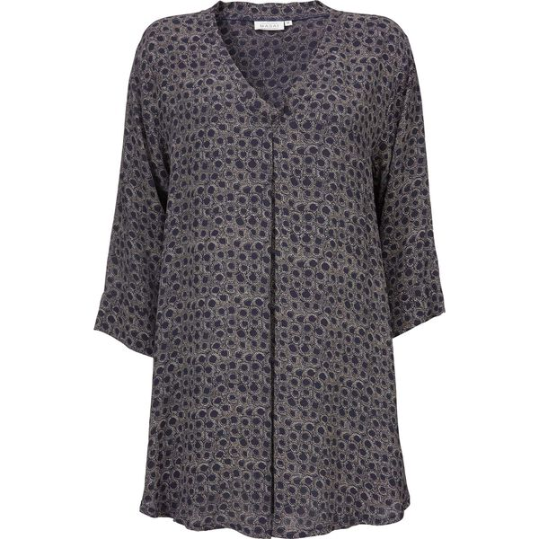 GRANSA TUNIC, NAVY, hi-res
