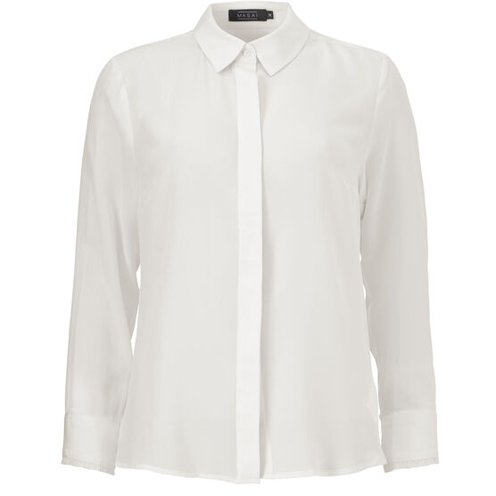 IMRA BLOUSE, CREAM, hi-res